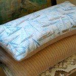 Cashmere and Buckwheat Cushions