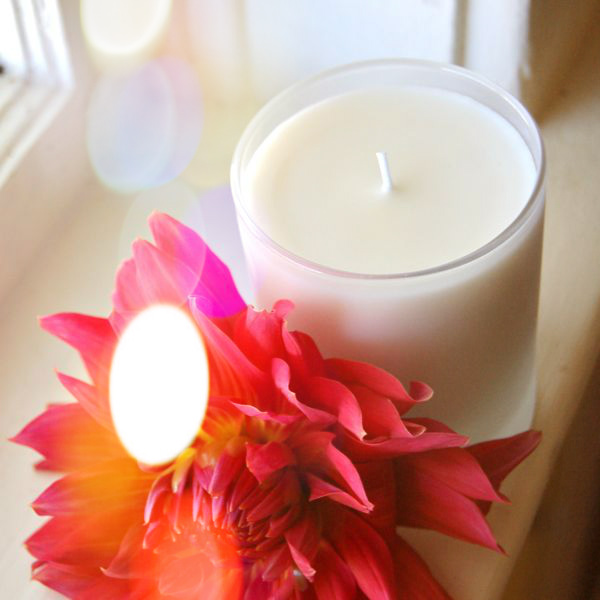 I found Pure Integrity Candles on Amazon and it is the best candle I have ever purchased. I now order directly from Pure Integrity. I burn the mid sized candle in my kitchen/family room that is very large, where I have 12 foot ceilings and the smell is amazing.